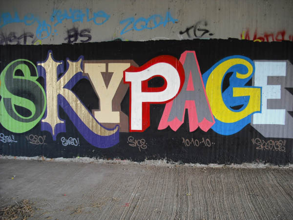 skypage
